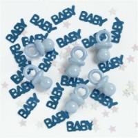 Confetti Plus Dummies - Blue